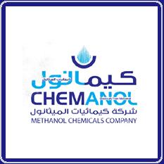 Chemanol logo