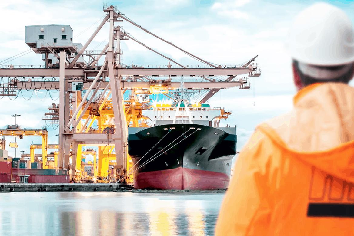 Ship & port